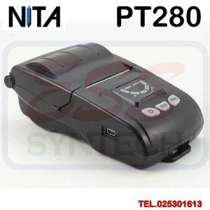 เครื่องพิมพ์ใบเสร็จไร้สาย เครื่องพิมพ์ใบเสร็จแบบพกพา Gprinter PT 280 Bluetooth Portable Receipt thermal printer 58mm printer android ios iphone