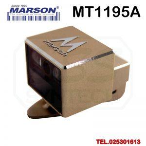 Marson MT 1195A Micro USB Scanner เปลี่ยน Android ของคุณให้อ่านบาร์โค้ด ระบบอ่านบาร์โค้ดแบบอัตโนมัติ ใช้งานง่าย เพียงเสียบตูดโทรศัพท์ ขนาดเล็กกะทัดรัด พกพาสะดวก