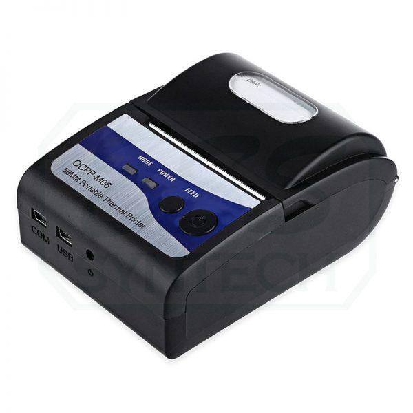 NITA M06 58mm Bluetooth 2.0 Android Thermal POS Printer เครื่องพิมพ์ใบเสร็จไร้สาย บลูทูธ 2 นิ้ว