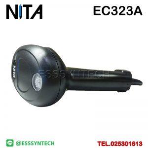 เครื่องสแกนบาร์โค้ด เครื่องอ่านบาร์โค้ด เครื่องสแกนบาร์โค้ดราคา เครื่องอ่าน qr code ตัวสแกนบาร์โค้ด ที่สแกนบาร์โค้ด สแกนบาร์โค้ดสินค้า 2 มิติ มีขาตั้ง NITA EC323A QR Code Barcode Scanner Reader USB Barcode Scanner 1D 2D QR Code USB barcode Reader NITA EC323A LCD screens Image Sensor