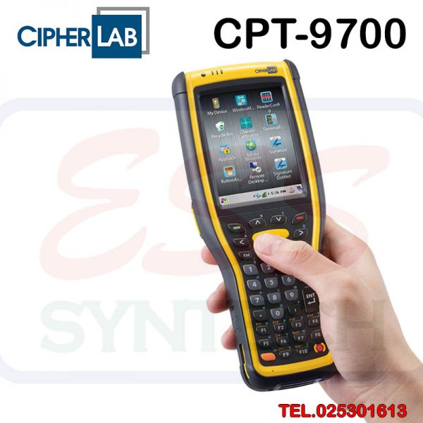 CipherLab-CPT-9700-Windows-Mobile-6.5-Windows-CE-Android-Mobile-Computer-Handheld-Terminal-4