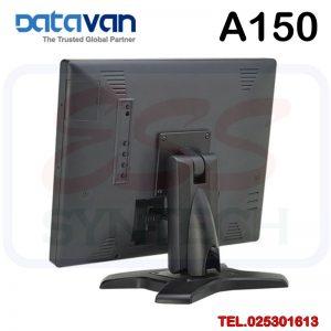 จอทัชสกรีน ทัชสกรีน จอสัมผัส จอภาพสัมผัส ทัชสกรีนเพี้ยน ทัชสกรีน คือ จอ pos หน้าจอ pos 15 นิ้ว Datavan A150 Touch Screen Monitor 15 inch capacitive touch PCAP