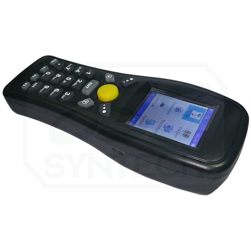 NITA PDT8B Wireless Data Collector เครื่องนับสต๊อกสินค้าแบบไร้สายสำหรับงานคลังสินค้า ผูกสูตร Excel 1D/2D
