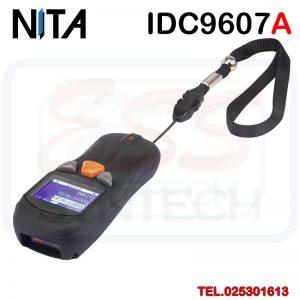 Pocket Barcode Scanner เครื่องอ่านบาร์โค้ดไร้สาย เครื่องสแกนบาร์โค้ดไร้สาย ตัวสแกนบาร์โค้ดไร้สาย บลูทูช รองรับ Android & iOS iPhone iPad Bluetooth NITA iDC9607A 1D