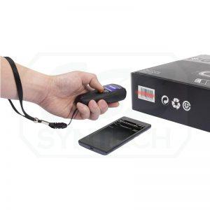 NITA iDC9607A 1D Pocket Barcode Scanner รองรับ Android & iOS iPhone iPad Bluetooth