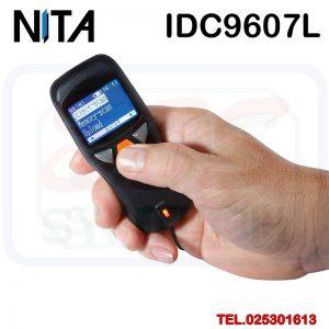 NITA iDC9607L 2D QR Code Pocket Barcode Scanner รองรับ Android & iOS iPhone iPad Bluetooth