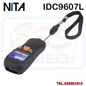 NITA iDC9607L 2D QR Code Pocket Barcode Scanner รองรับ Android & iOS iPhone iPad Bluetooth