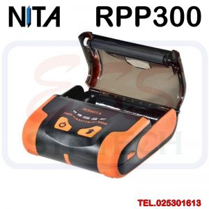 เครื่องพิมพ์พกพา mobile printer ปริ้นเตอร์พกพา printer พกพา เครื่องพิมพ์ใบเสร็จพกพา เครื่องพิมพ์แบบพกพา printer แบบพกพา ปริ้นเตอร์พกพา ราคาถูก เครื่องพิมพ์ใบเสร็จแบบพกพา NITA RPP300 มีทั้งบลูทูช และ ไวไฟ 80mm Bluetooth WiFi Android iOS iPhone iPad Thermal Recieve Printer