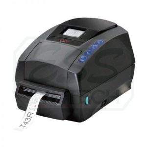 Sbarco T43R เครื่องพิมพ์ฉลาก เครื่องพิมพ์ป้ายผ้า Care Label Printer เครื่องพิมพ์บาร์โค้ด Barcode Printer