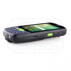 NITA AUTOID9 Handheld Android Mobile Terminals มีหัวอ่านบาร์โค้ดในตัว สำหรับงานคลังสินค้า