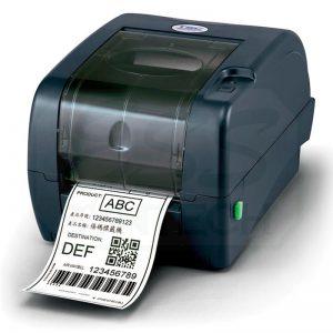 TSC-TTP 247 thermal desktop barcode printer Printing ribbon เครื่องพิมพ์ฉลากสินค้า เครืองพิมพ์สติกเกอร์
