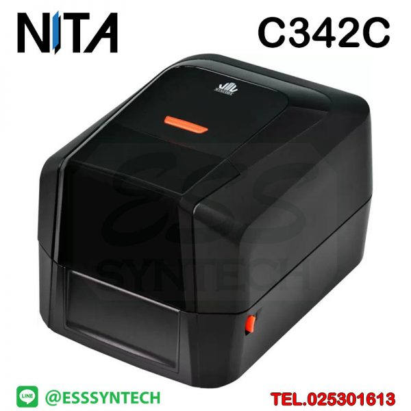 barcode-printer-Label-Printers-sticker-printer-direct-thermal-printer-ribbon-Labels-printing-label-printer-for-shipping-label-printer-address-203-dpi-NITA-Wincode-C342C-C-342C