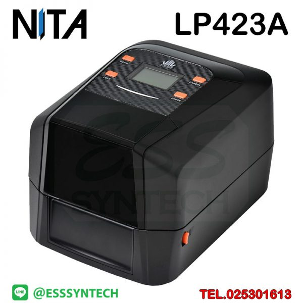 barcode-printer-Label-Printers-sticker-printer-direct-thermal-printer-ribbon-Labels-printing-label-printer-for-shipping-label-printer-address-203-dpi-NITA-Wincode-LP423A-LP-423A