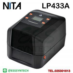เครื่องพิมพ์บาร์โค้ด เครื่องพิมพ์ฉลาก เครื่องปริ้นสติกเกอร์ เครื่องพิมพ์บาร์โค้ด ราคาถูก เครื่องปริ้นบาร์โค้ด เครื่องพิมพ์ฉลากสินค้า ปริ้นบาร์โค้ด barcode printer Label Printers sticker printer direct thermal printer ribbon Labels printing label printer for shipping label printer address Desktop wristband NITA Wincode LP433A 300 dpi
