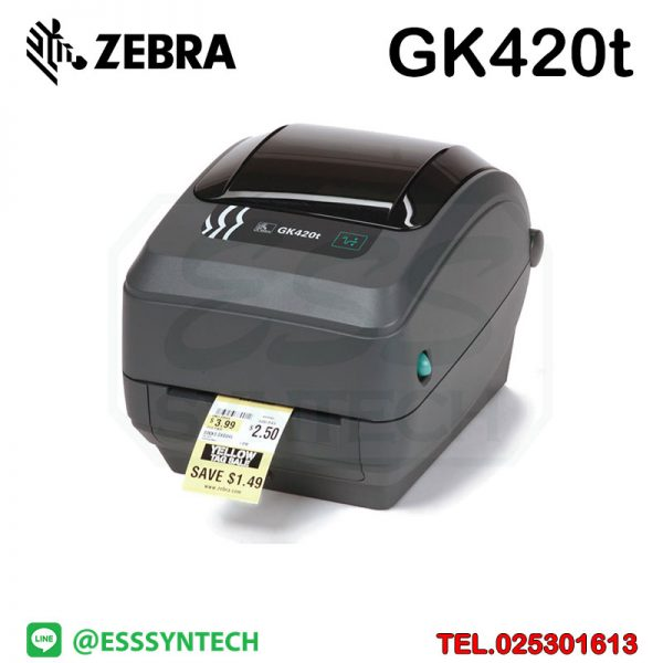 barcode-printer-Label-Printers-sticker-printer-direct-thermal-printer-ribbon-Labels-printing-label-printer-for-shipping-label-printer-address-Desktop-Zebra-GK420T-GK-420t