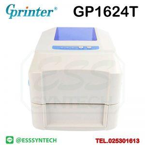 เครื่องพิมพ์บาร์โค้ด เครื่องพิมพ์ฉลาก เครื่องปริ้นสติกเกอร์ เครื่องพิมพ์บาร์โค้ด ราคาถูก เครื่องปริ้นบาร์โค้ด เครื่องพิมพ์ฉลากสินค้า ปริ้นบาร์โค้ด barcode printer Label Printers sticker printer direct thermal printer ribbon Labels printing label printer for shipping label printer address Desktop wristband Gprinter GP1624T