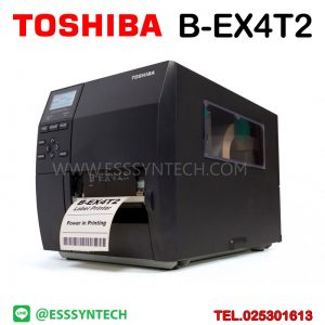 เครื่องพิมพ์บาร์โค้ด เครื่องพิมพ์ฉลาก เครื่องปริ้นสติกเกอร์ เครื่องพิมพ์บาร์โค้ด ราคาถูก เครื่องปริ้นบาร์โค้ด เครื่องพิมพ์ฉลากสินค้า ปริ้นบาร์โค้ด barcode printer Label Printers sticker printer direct thermal printer ribbon Labels printing label printer for shipping label printer address Desktop wristband Toshiba B-EX4T2