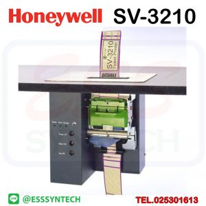 เครื่องพิมพ์บาร์โค้ด เครื่องพิมพ์ฉลาก เครื่องปริ้นสติกเกอร์ เครื่องพิมพ์บาร์โค้ด ราคาถูก เครื่องปริ้นบาร์โค้ด เครื่องพิมพ์ฉลากสินค้า ปริ้นบาร์โค้ด barcode printer Label Printers sticker printer direct thermal printer ribbon Labels printing label printer for shipping label printer address Buit in Honeywell SV-3210 Direct Thermal