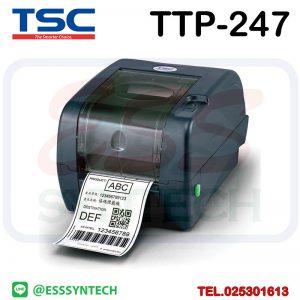 เครื่องพิมพ์บาร์โค้ด เครื่องพิมพ์ฉลาก เครื่องปริ้นสติกเกอร์ เครื่องพิมพ์บาร์โค้ด ราคาถูก เครื่องปริ้นบาร์โค้ด เครื่องพิมพ์ฉลากสินค้า ปริ้นบาร์โค้ด barcode printer Label Printers sticker printer direct thermal printer ribbon Labels printing label printer for shipping label printer address Desktop wristband tsc ttp 247