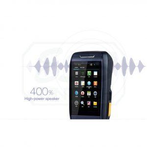 iData60 Android Mobile Computer Handheld เกรดโรงงานอุตสาหกรรม