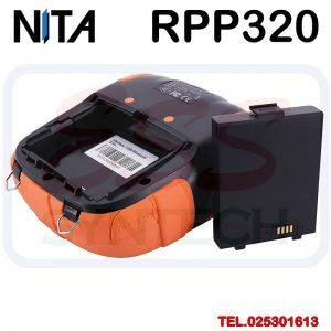 Rongta rpp 320 mobile sticker label barcode printer WiFi+Bluetooth+USB thermal 80mm android ios iphone