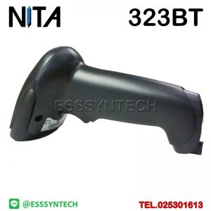 เครื่องสแกนบาร์โค้ดไร้สาย เครื่องสแกนบาร์โค้ด เครื่องอ่านบาร์โค้ด เครื่องสแกนบาร์โค้ดราคา เครื่องอ่าน qr code ตัวสแกนบาร์โค้ด ที่สแกนบาร์โค้ด สแกนบาร์โค้ดสินค้า NITA 323BT Bluetooth Wireless Handheld Barcode Scanner 1D 2D QR Code Smart Phone Android iOS Windows Cordless USB Imager