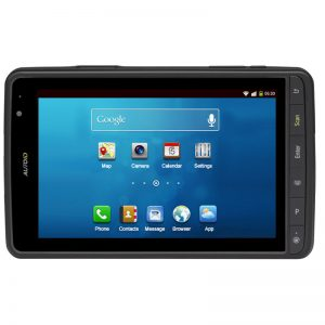 """Android Tablet 7"""" NITA Autoid PAD มีหัวอ่านบาร์โค้ด 1D 2D ในตัว สำหรับงานคลังสินค้า ทนทานสูง"""