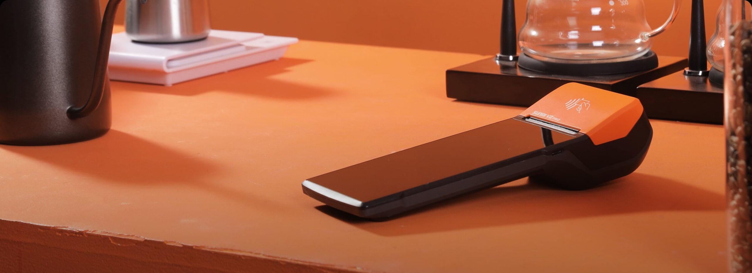 Sunmi V2 Pro Mobile POS Android 4G Handheld NFC เครื่องขายหน้าร้าน เครื่องรับออเดอร์