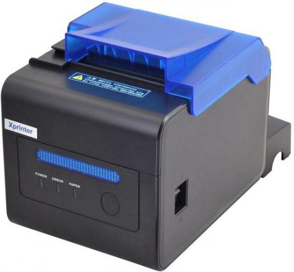 Xprinter XP-C300H เครื่องพิมพ์ครัว เครื่องพิมพ์บาร์น้ำ เครื่องพิมพ์ใบเสร็จ มีไฟ มีเสียงแจ้งเตือน 80mm