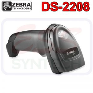 เครื่องสแกนบาร์โค้ด เครื่องอ่านบาร์โค้ด Zebra Symbol DS2208 ราคาถูก มีขาตั้ง เครื่องอ่าน qr code หัวอ่านแบบ 2D 2d barcode scanner สแกนบาร์โค้ดสินค้า ตัวสแกนบาร์โค้ด ราคา