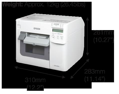 Epson TM-C3510 Inkjet Colour Label Printer