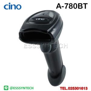 เครื่องสแกนบาร์โค้ด เครื่องอ่านบาร์โค้ด เครื่องสแกนบาร์โค้ดไร้สาย เครื่องสแกนบาร์โค้ดราคา เครื่องอ่าน qr code ตัวสแกนบาร์โค้ด ที่สแกนบาร์โค้ด สแกนบาร์โค้ดสินค้า Cino A780BT HD Wireless Bluetooth Handheld Barcode Scanner 1D 2D QR Code Cordless USB Imager base Charger iOS Android Batch Realtime Scanning