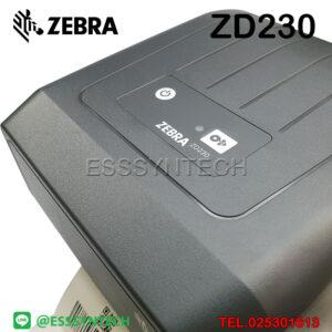 เครื่องปริ้นสติกเกอร์ เครื่องพิมพ์บาร์โค้ด Zebra ZD230 ปริ้นบาร์โค้ด เครื่องพิมพ์ฉลาก เครื่องพิมพ์บาร์โค้ดราคาถูก เครื่องปริ้นบาร์โค้ด เครื่องพิมพ์ฉลากสินค้าBarcode printer Label Printers sticker printer direct thermal printer ribbon Labels printing label printer for shipping label printer address Desktop wristband
