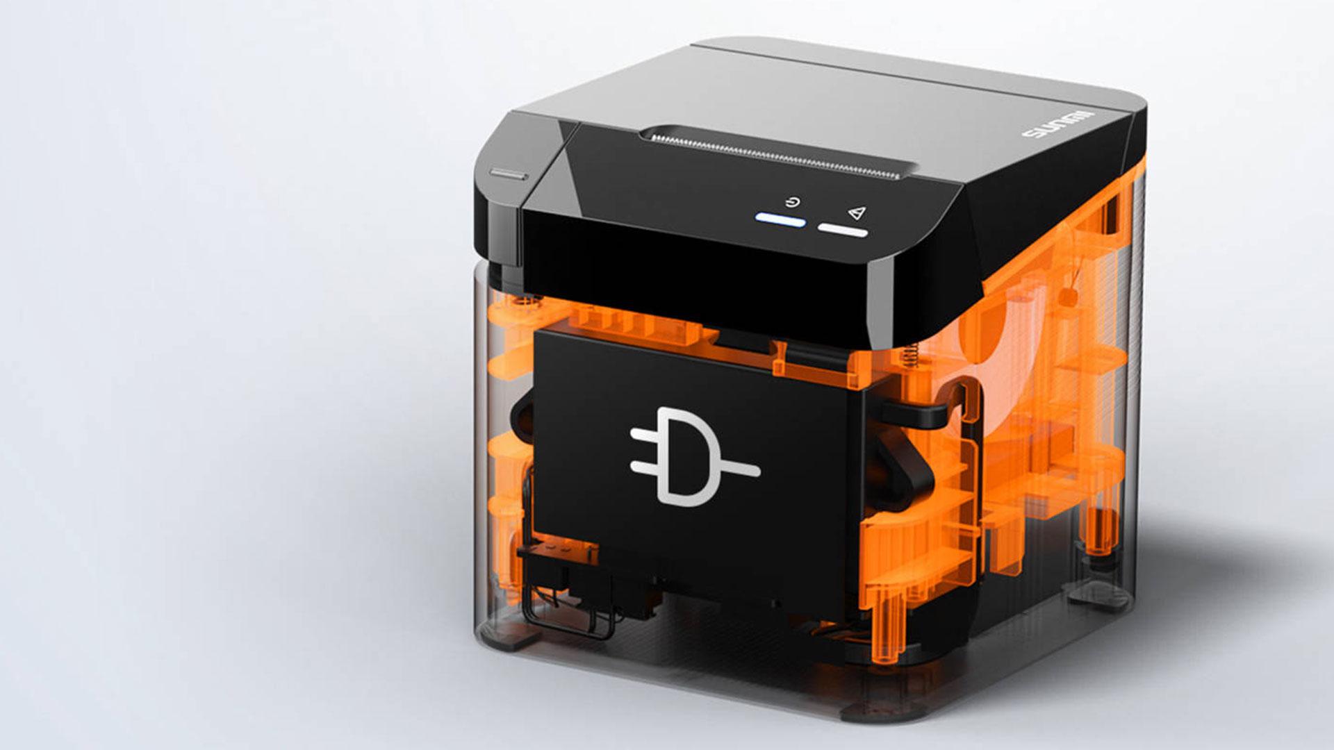 เครื่องพิมพ์ใบเสร็จ เครื่องพิมพ์ pos เครื่องปริ้นใบเสร็จ เครื่องปริ้นสลิป 58mm 2 นิ้ว เครื่องปริ้นบิล เครื่องพิมพ์ใบเสร็จ lazada เครื่องพิมพ์ใบเสร็จไร้สาย เครื่องพิมพ์ใบเสร็จไวไฟ เครื่องพิมพ์ใบเสร็จบลูทูช WiFi Sunmi Printer ระบบความร้อนไม่ใช้หมึก รองรับ Android Loyverse POS SUNMI Thermal Receipt Cloud Printer Bluetooth WiFi USB